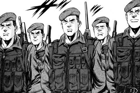 25.無防備国家の恐怖!(2)