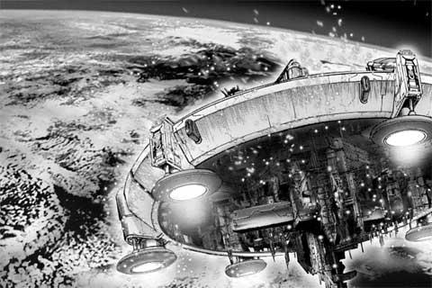 11.地球×超人類たち(2)