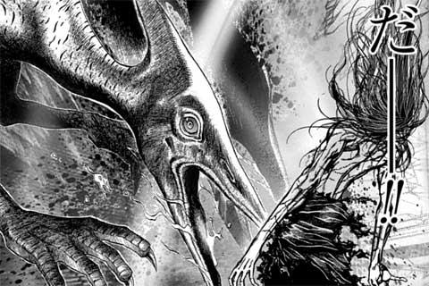 13.融合戦士×恐竜人間(2)
