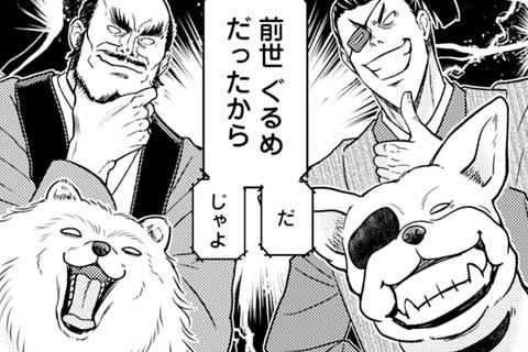 48.グルメ対決!?いい犬夢気分でぶらり旅してみたい!!!