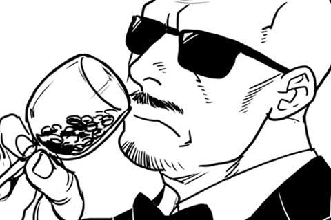十杯目 鼻が利く男(1)
