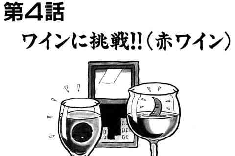 111.ワインに挑戦!!(赤ワイン)