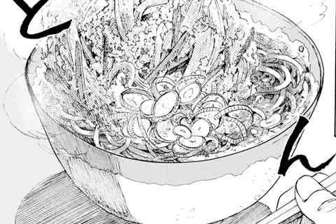 3.蕎麦にしよう。