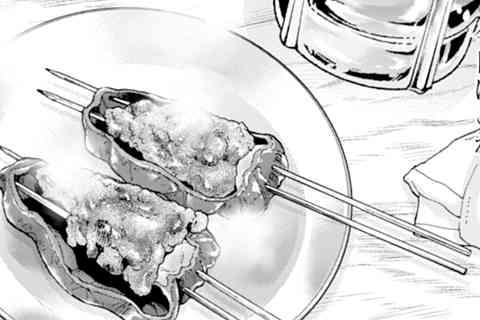 177.ピーマンの肉詰め