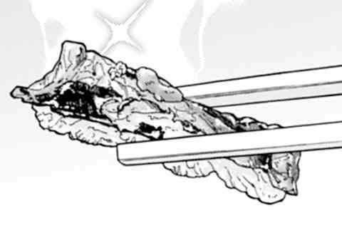 191.穴子白焼き