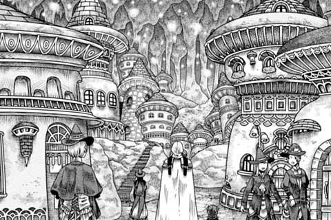 6.魔女の村