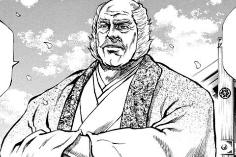 27.大坂の桜(1)