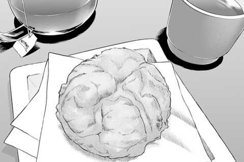 64.新たな挑戦の燻製シュークリーム