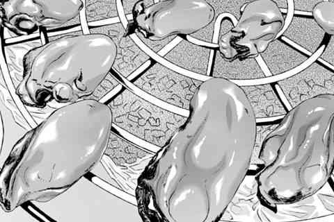 16.日に日に染み込む牡蠣の燻製オイル漬け