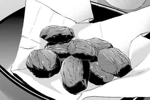 18.ビターな思い出と燻製チョコレート