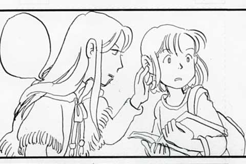9.ヒジヤマさんの耳④