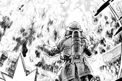 24.冥い炎に立つヒーロー(2)
