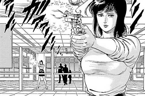 166.前門の美少女、後門の虎!?の巻